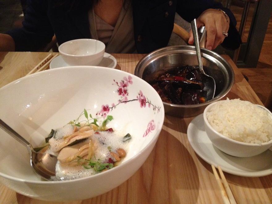 a. wong restaurant - corn fed chicken