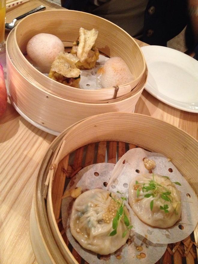 a. wong dim sum platter