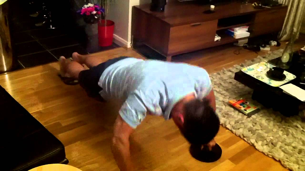 Alan – Press-ups in 30 seconds