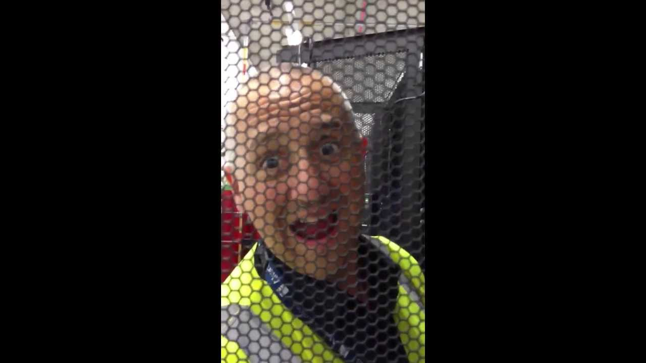Crazy IT guy at work – part 1