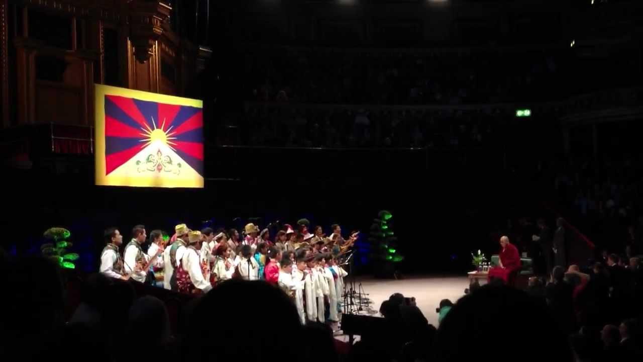 Dalai Lama – Royal Albert Hall 2012