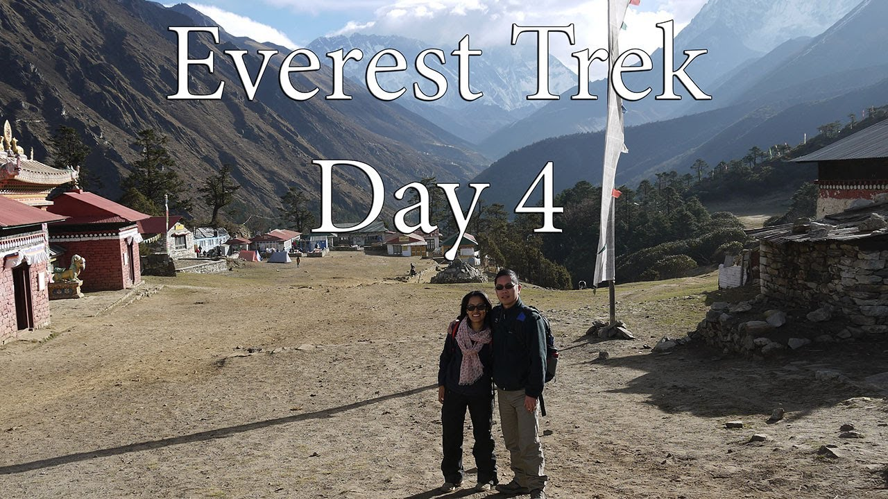Everest Trek in Nepal, April 2013 – Day 4