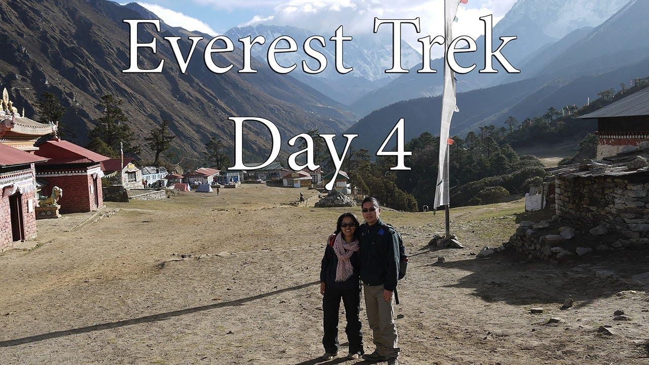 Everest Trek in Nepal, April 2013 – Day 4