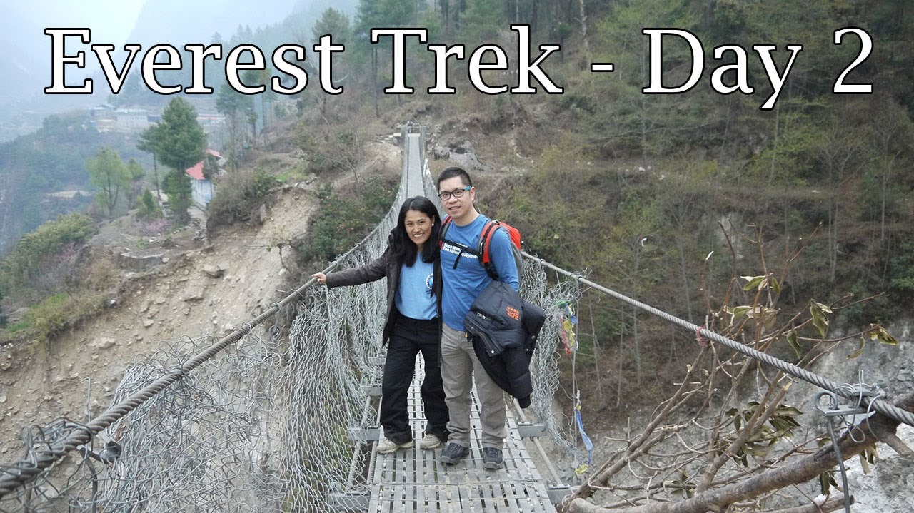 Everest Trek in Nepal, April 2013 – Part 2