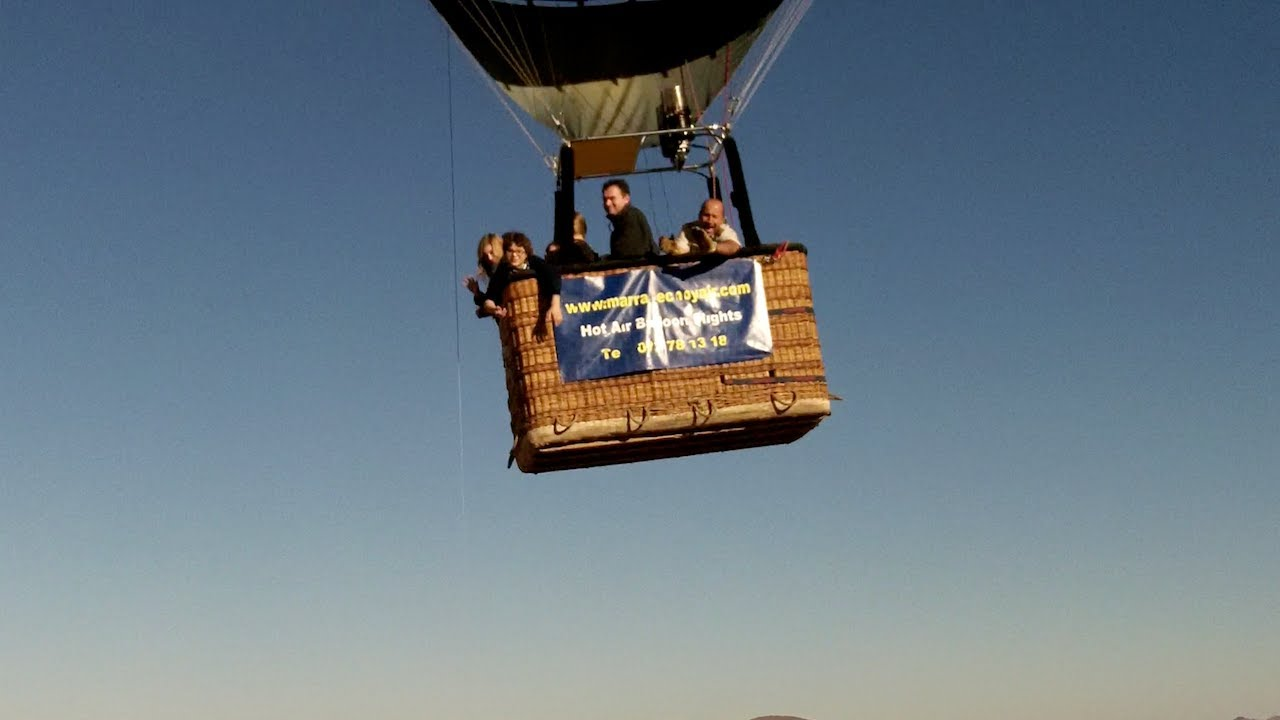 Hot Air Balloon experience in Marrakech