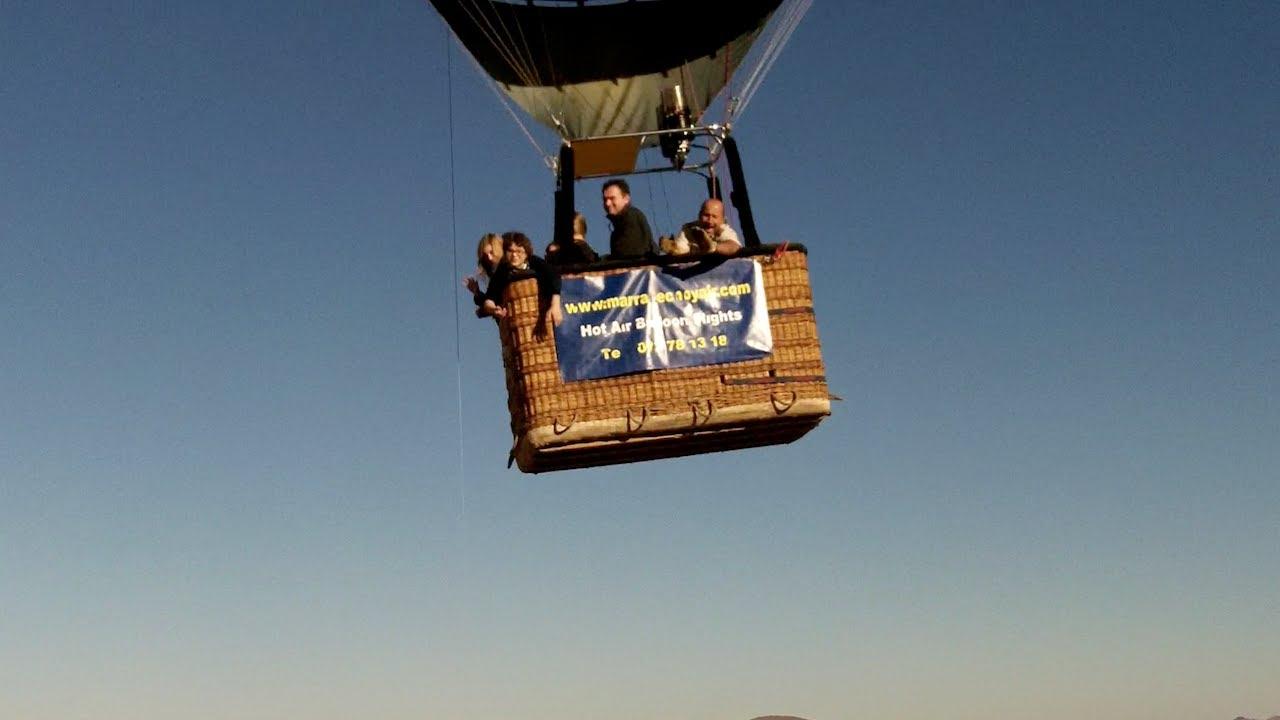 Hot Air Balloon experience in Marrakech