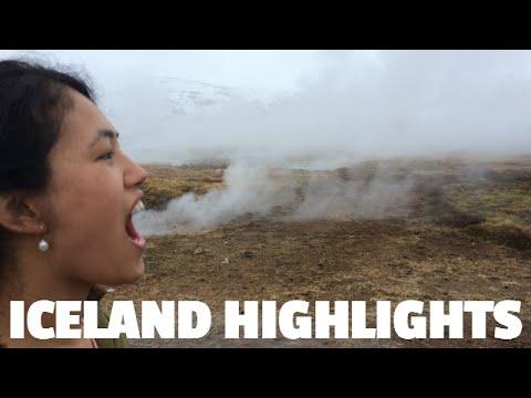 Iceland Highlights 2015 – Reykjavik, Golden Circle, Gulfoss, Blue Lagoon