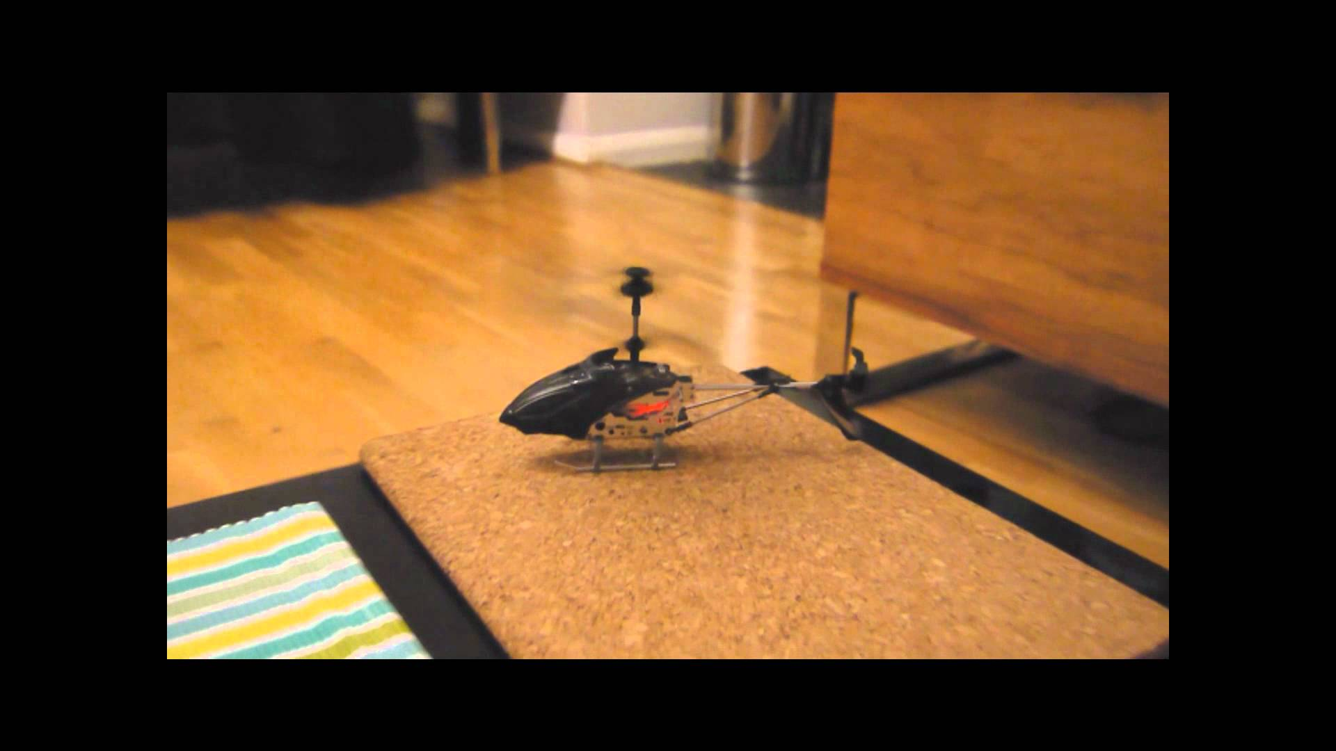 Lightspeed i-Helicopter : Take-off and Landing