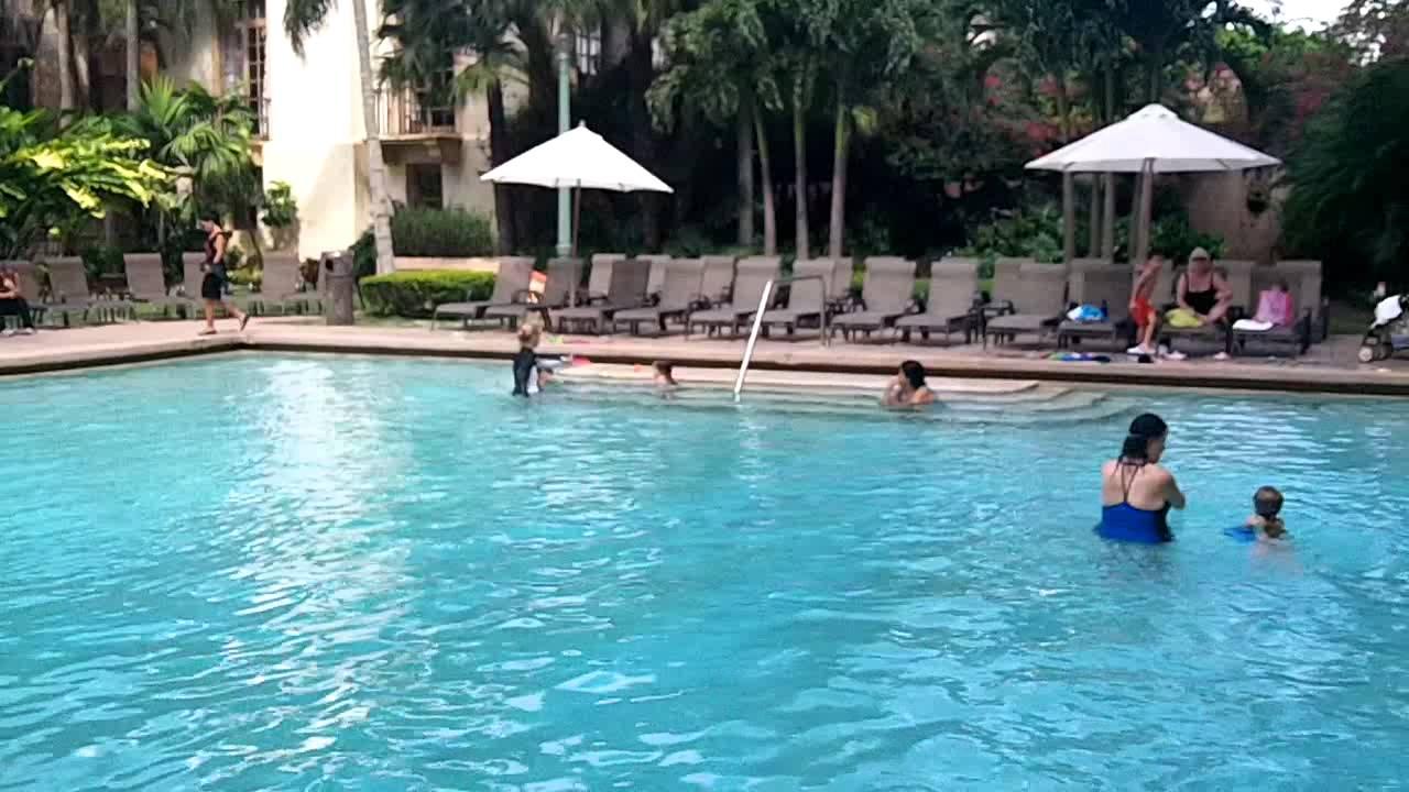 Miami City Tours – The Swimming Pool
