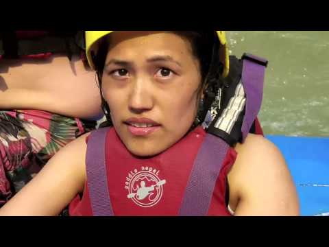 Near Death Experience – Rafting in Nepal
