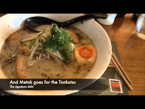 Our visit to Tonkotsu East – Ramen Noodles restaurant in Haggerston, London