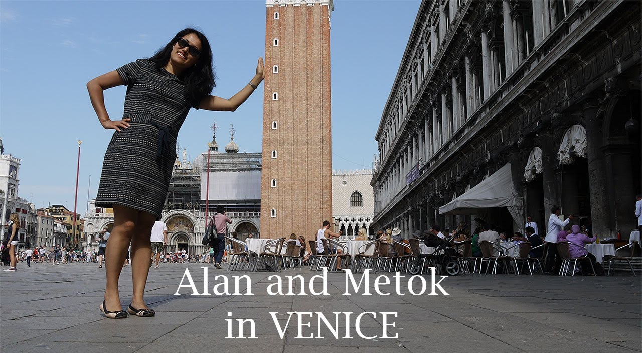 Our Weekend in Venice – Our trip in 15 minutes!