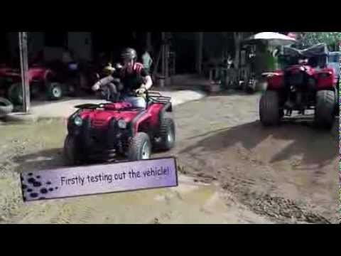Quadbiking in Chiang Mai, Thailand