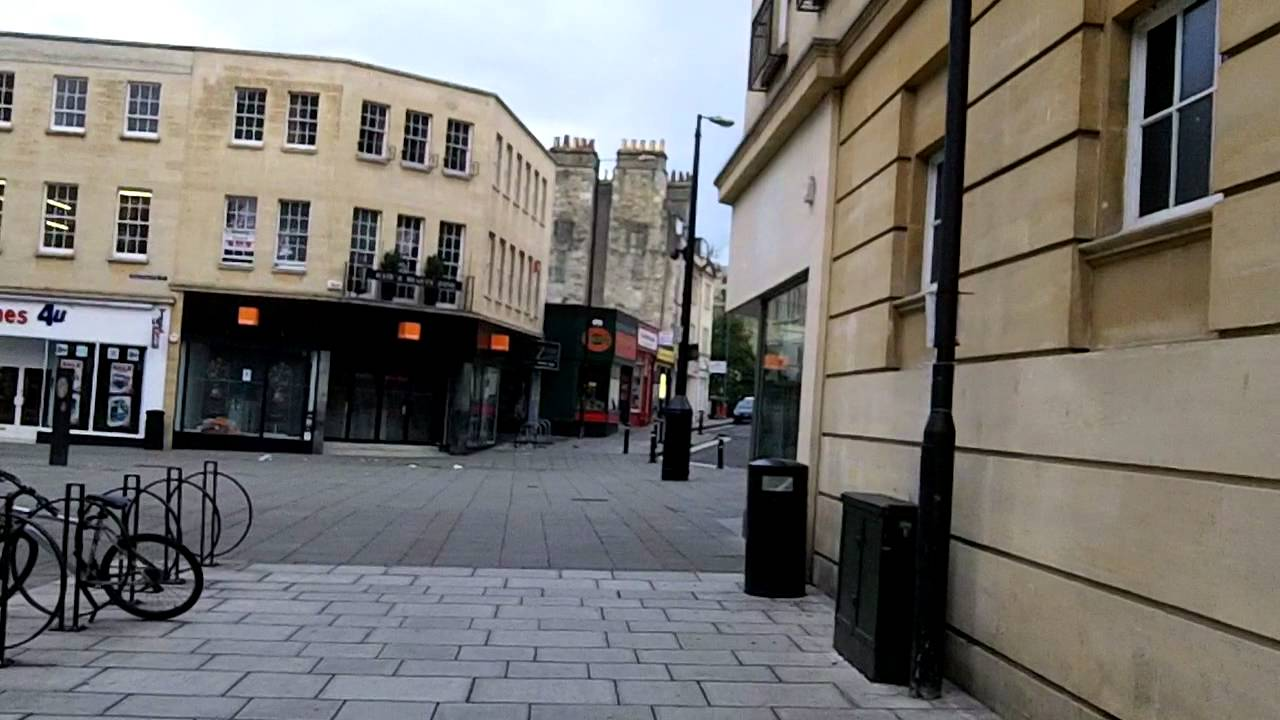Where is Everyone? (City of Bath)