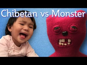 Monster vs Chibetan – UFC Fight