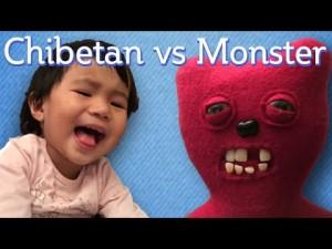 Monster vs Chibetan – UFC Fight