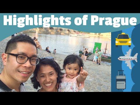 Highlights of Prague