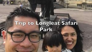 Weekend visit to Longleat – Safari, Adventure Park