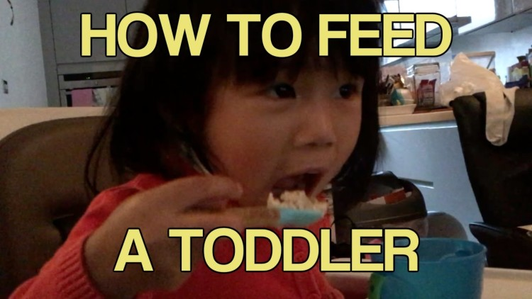 How to Feed A Toddler – TRY THIS TIP!