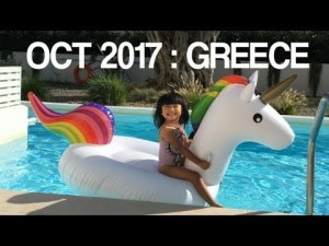 Marbella Corfu in Greece – Part 1 of our Holiday in Greece, October 2017